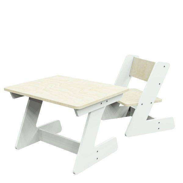 Krzesełko i stolik dla dziecka - Meblusie.pl