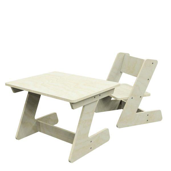 Stolik z krzesełkiem dla dzieci - meblusie.pl